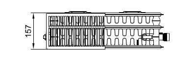 Kermi plv 33 wys. 305