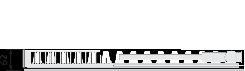 PURMO RCVM11 wys.300