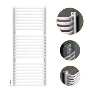Grzejnik łazienkowy gł standard 40/70b boczny, biały