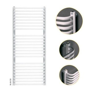 Grzejnik łazienkowy gł standard 30/90b boczny, biały