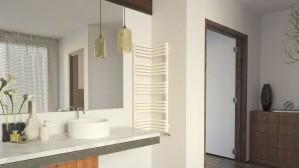 Grzejnik łazienkowy incorner