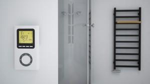 Grzejnik łazienkowy simple