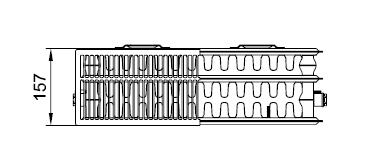 Kermi PLK 33 wys. 205