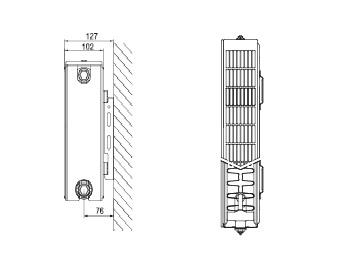 PLAIN P22 wys. 600