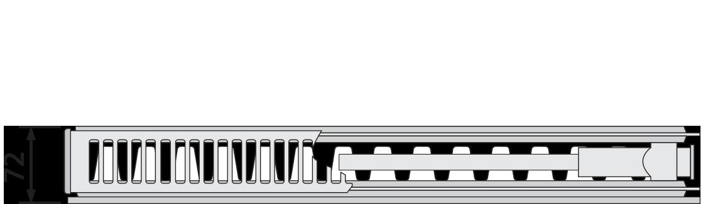 PURMO RCVM21 wys.300