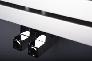 Cube Ręczny Carlo Poletti chrom