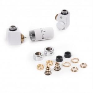 Zestaw Dexter termostatyczny lewy Biały TGETCG1-BI