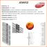 Grzejnik łazienkowy JOWISZ J 24/60 600x1400