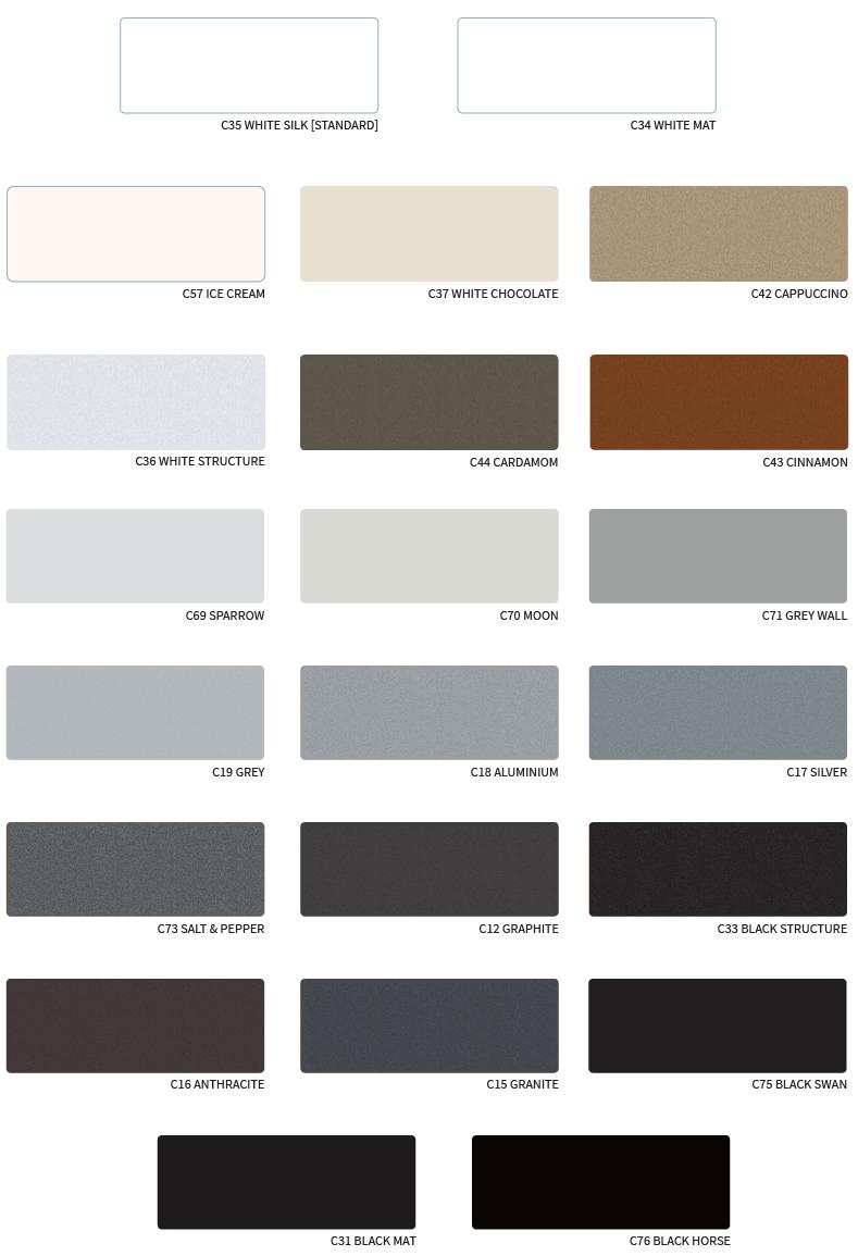 Paleta kolorów Instal-Projekt